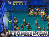 Peas vs Zombies Game
