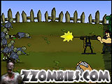 Zombies Farm Game