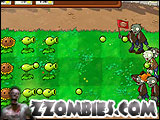 Zombies vs Plants